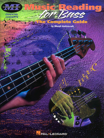 Product Cover for Music Reading for Bass – The Complete Guide