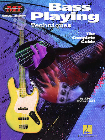 Product Cover for Bass Playing Techniques