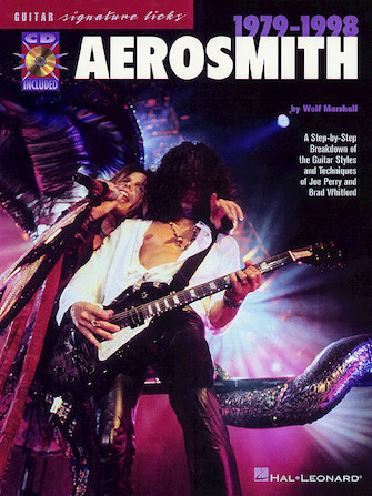 Product Cover for Aerosmith 1979-1998