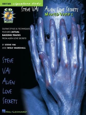 Product Cover for Steve Vai – Alien Love Secrets: Naked Vamps