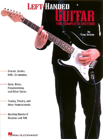Product Cover for Left-Handed Guitar