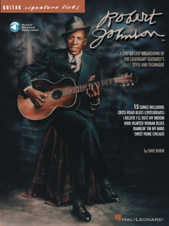 Product Cover for Robert Johnson – Signature Licks