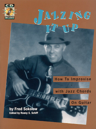 Product Cover for Jazzing It Up