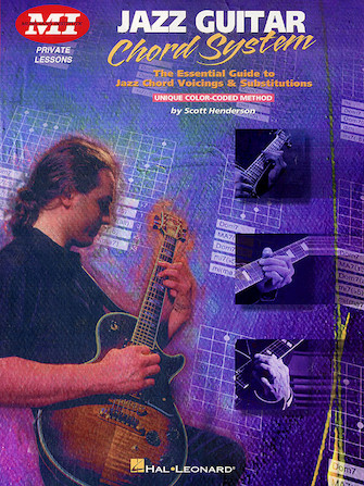 Product Cover for Jazz Guitar Chord System