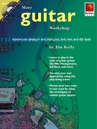 Product Cover for More Guitar Workshop