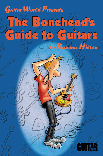 Product Cover for The Bonehead's Guide to Guitars