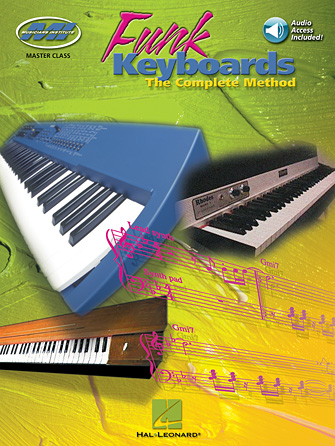 Product Cover for Funk Keyboards – The Complete Method