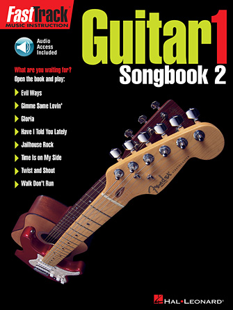 Product Cover for FastTrack Guitar Songbook 2 – Level 1