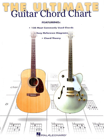 Product Cover for Ultimate Guitar Chord Chart