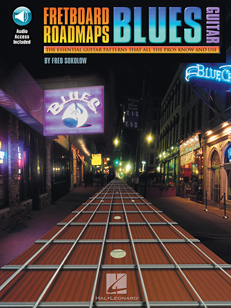Product Cover for Fretboard Roadmaps – Blues Guitar