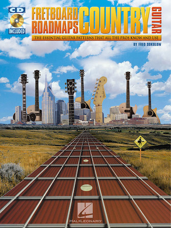 Product Cover for Fretboard Roadmaps – Country Guitar