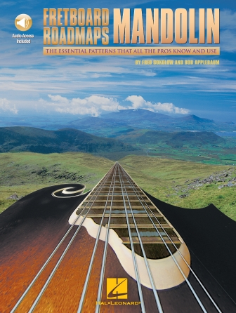 Product Cover for Fretboard Roadmaps – Mandolin
