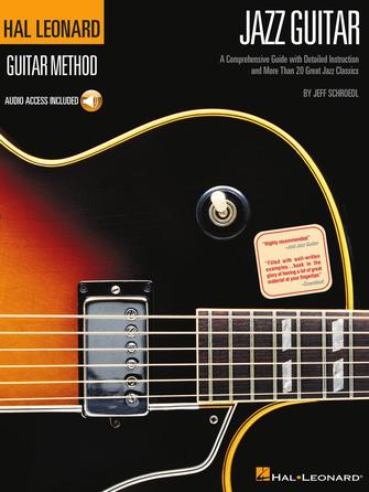 Product Cover for Hal Leonard Guitar Method – Jazz Guitar
