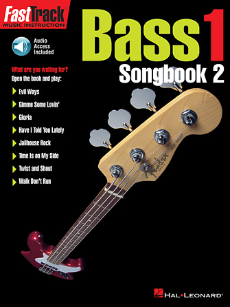Product Cover for FastTrack Bass Songbook 2 – Level 1