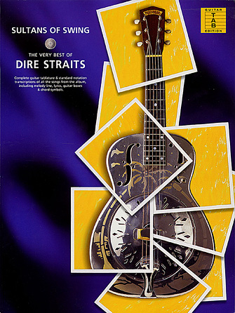Product Cover for Sultans of Swing – The Very Best of Dire Straits