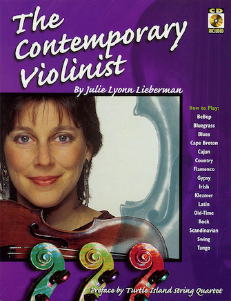 Product Cover for The Contemporary Violinist