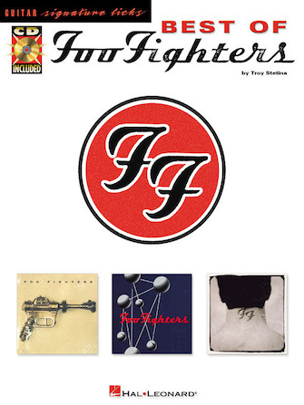 Product Cover for Best of Foo Fighters