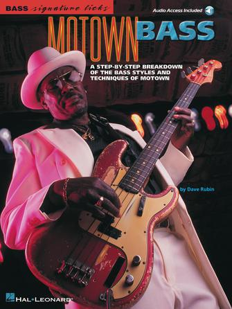 Product Cover for Motown Bass