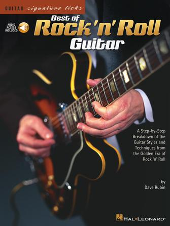 Product Cover for Best of Rock 'n' Roll Guitar