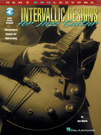 Product Cover for Intervallic Designs for Jazz Guitar