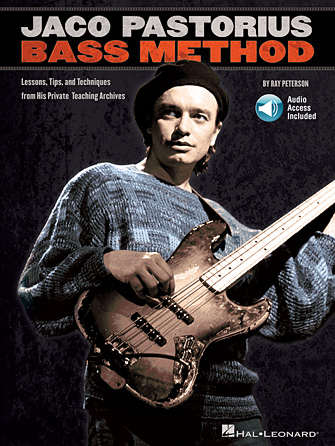 Product Cover for Jaco Pastorius Bass Method