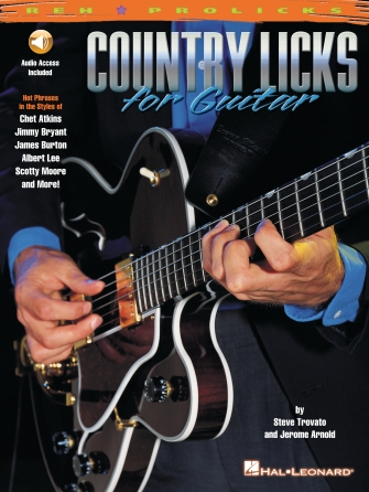 Product Cover for Country Licks for Guitar