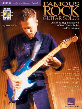 Famous Rock Guitar Solos - A Step-by-Step Breakdown of Lead