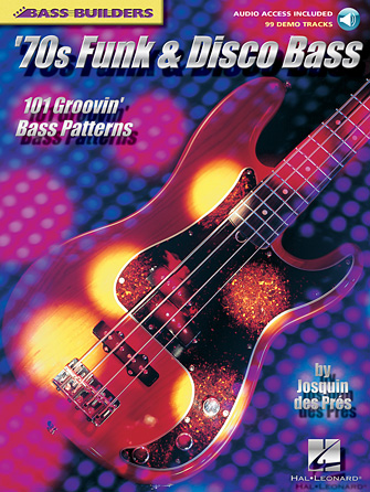 Product Cover for '70s Funk & Disco Bass