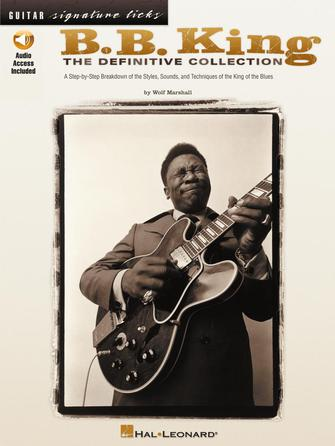 Product Cover for B.B. King – The Definitive Collection
