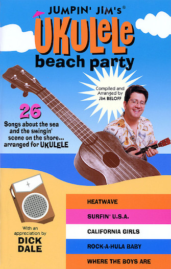 Product Cover for Jumpin' Jim's Ukulele Beach Party