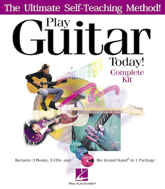 Product Cover for Play Guitar Today! – Complete Kit