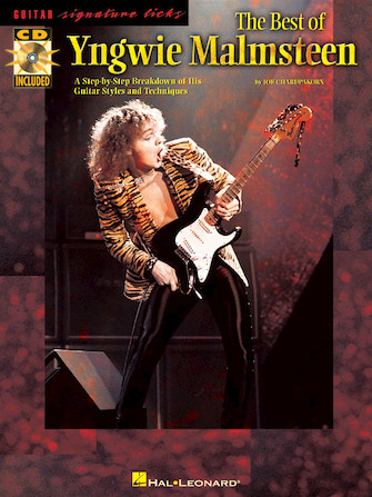 Product Cover for The Best of Yngwie Malmsteen