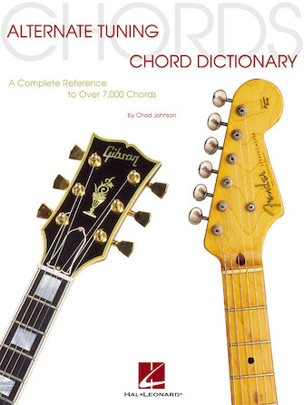 Product Cover for Alternate Tuning Chord Dictionary