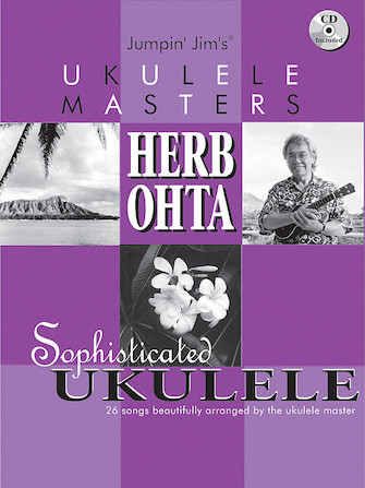 Product Cover for Jumpin Jim's Ukulele Masters: Herb Ohta
