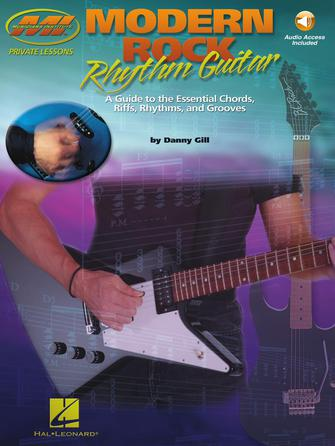 Product Cover for Modern Rock Rhythm Guitar