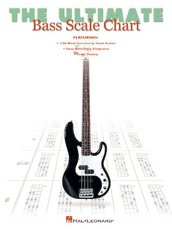Product Cover for The Ultimate Bass Scale Chart