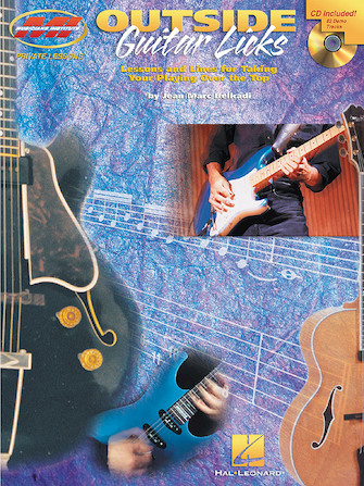 Product Cover for Outside Guitar Licks