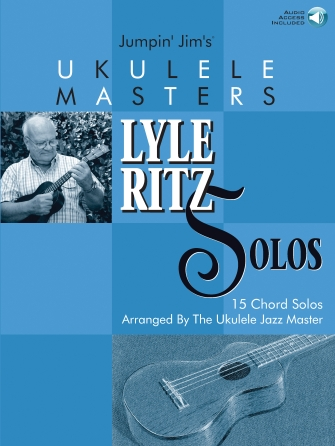 Product Cover for Jumpin' Jim's Ukulele Masters: Lyle Ritz Solos