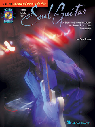 Product Cover for The Best of Soul Guitar