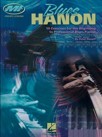 Product Cover for Blues Hanon