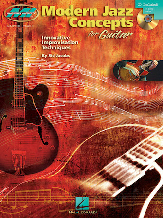 Product Cover for Modern Jazz Concepts for Guitar