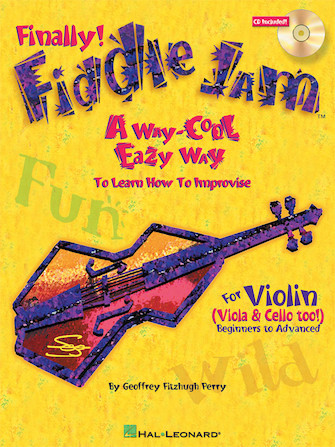 Product Cover for Fiddle Jam