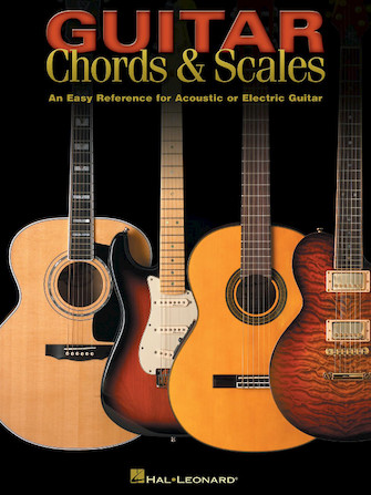 Product Cover for Guitar Chords & Scales