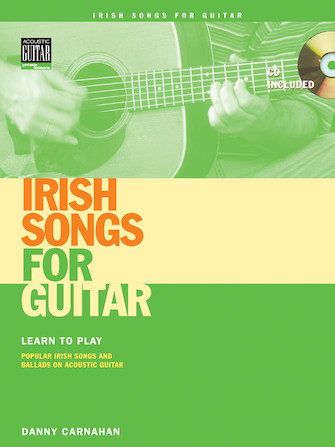 Product Cover for Irish Songs for Guitar