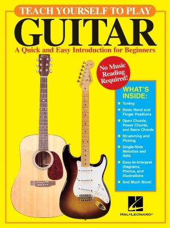 Product Cover for Teach Yourself to Play Guitar