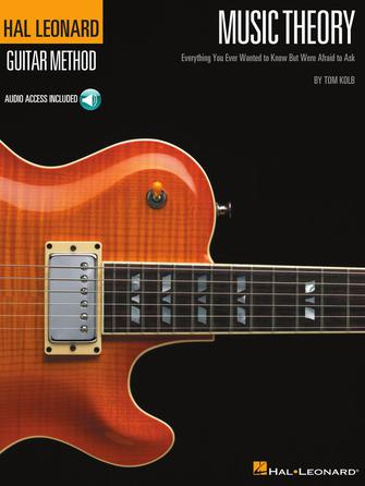 Product Cover for Music Theory for Guitarists