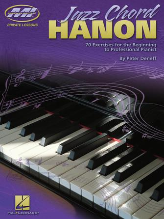 Product Cover for Jazz Chord Hanon