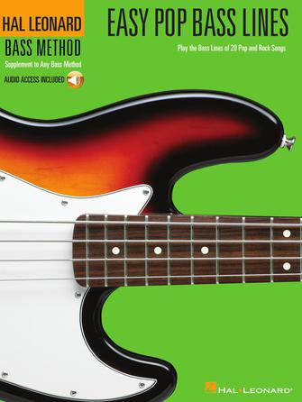 Product Cover for Easy Pop Bass Lines