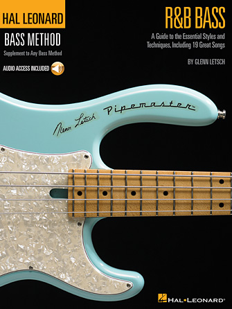 Product Cover for R&B Bass – A Guide to the Essential Styles and Techniques
