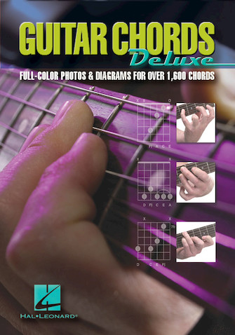 Product Cover for Guitar Chords Deluxe